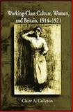 Working Class Culture, Women, and Britain, 1914-1921 9780312225414
