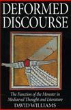 Deformed Discourse 9780859895415