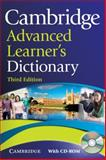 Cambridge Advanced Learner's Dictionary with CD-ROM, Not Available (Na) Cambridge University Press, 0521885418