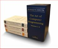 The Art of Computer Programming, Knuth, Donald E., 0201485419