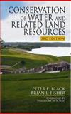 Conservation of Water and Related Land Resources, Black, Peter E., 156670541X