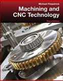 Machining and CNC Technology, Fitzpatrick, Michael, 0077805410