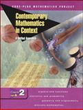 Contemporary Mathematics in Context Course 2 Part A : A Unified Approach, Coxford, Arthur F. and Fey, James T., 0078275415