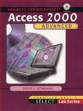 SELECT Advanced Access 2000, Koneman, Philip A., 013088541X