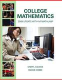 College Mathematics (with MyMathLab/MyStatLab Student Access Code Card), Cleaves, Cheryl and Hobbs, Margie, 0136065414