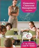 Elementary Classroom Management, Charles, C. M. and Senter, Gail W., 0137055412