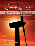 C++ How to Program : Late Objects Version, Deitel, Paul J. and Deitel, Harvey, 0132165414