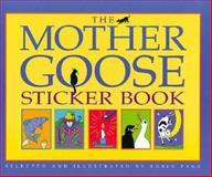 Mother Goose Sticker Book, Robin Page, 0395715423