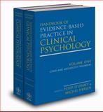 Handbook of Evidence-Based Practice in Clinical Psychology, Sturmey, Peter and Hersen, Michel, 0470335424