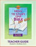 Discover 4 Yourselfr Teacher Guide, Elizabeth A. Mcallister, 1888655429