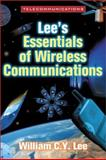 Lee's Essentials of Wirelesss Communications 9780071345422
