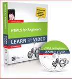 HTML5 for Beginners, Video2brain Staff and Sally Cox, 0321815424