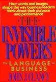 The Invisible Powers 9780669195422