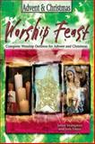 Worship Feast Advent and Christmas, Michael Baughman, 0687465427