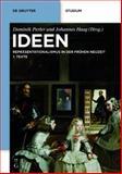 Ideen. 2 Bände : Repräsentationalismus in der frühen Neuzeit. Texte und Kommentare, Dominik Perler, 3110195429