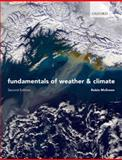 Fundamentals of Weather and Climate, McIlveen, Robin, 0199215421