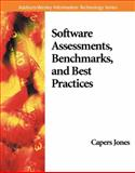 Software Assessments, Benchmarks, and Best Practices, Jones, Capers, 0201485427