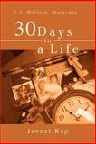 30 Days in a Life, Jannel Rap, 059544542X