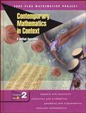Contemporary Mathematics in Context Course 2 Part B 9780078275425