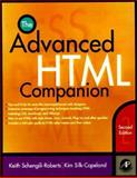 The Advances HTML Companion, Schengili-Roberts, Keith and Silk-Copeland, Kim, 0126235422