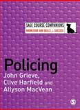 Policing, Grieve, John and Harfield, Clive, 1412935423