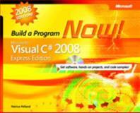Microsoft Visual C#® 2008 9780735625426