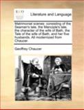 Matrimonial Scenes, Geoffrey Chaucer, 1170515428