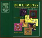 Biochemistry Vol. 2 : The Chemical Reactions of Living Cells, Metzler, David E., 0124925421