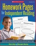 Homework Pages for Independent Reading, Pam Allyn and Georgie Marley, 0545385423