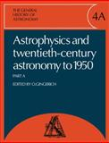 The General History of Astronomy 9780521135429