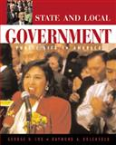 State and Local Government : Public Life in America, Cox, George and Rosenfeld, Raymond A., 053455542X