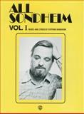 All Sondheim, Stephen Sondheim, 1576235432