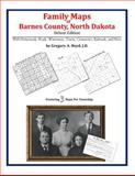 Family Maps of Barnes County, North Dakota, Deluxe Edition : With Homesteads, Roads, Waterways, Towns, Cemeteries, Railroads, and More, Boyd, Gregory A., 1420315439