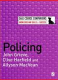 Policing, Grieve, John and Harfield, Clive, 1412935431