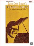 David Carr Glover's Favorite Solos, Bk 1, Alfred Publishing Staff, 0739065432