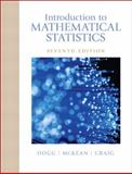 Introduction to Mathematical Statistics, Hogg, Robert V. and McKean, Joeseph, 0321795431