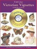 Full-Color Victorian Vignettes, Dover Publications Inc. Staff, 0486995437