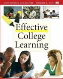 Effective College Learning, Holschuh, Jodi Patrick and Nist, Sherrie L., 0321395433