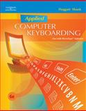Applied Computer Keyboarding, Hoggatt, Jack P. and Shank, Jon, 0538445432
