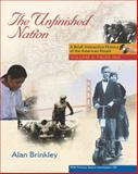 The Unfinished Nation Vol. 2 : A Brief, Interactive History of the American People, Brinkley, Alan, 0073345431