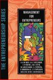Management for Entrepreneurs, de Beer, A. A. and Kritzinger, A. A. C., 0702155438
