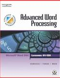 College Keyboarding Advanced Word Processing, Lessons 61-120, Van Huss, Susie and Forde, Connie, 0538725435