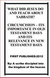 What Did Jesus Do and Teach about Sabbath?, Repsaj Jasper, 1477515445