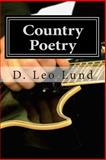 Country Poetry, D. Lund, 1502705443
