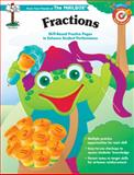 Target Math Success Fractions, The Mailbox Books Staff, 1562345443