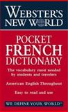 Webster's New World Pocket French Dictionary, , 0764565443