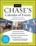 Chase's Calendar of Events 2015, Editors of Chase's Calendar of Events, 007183544X