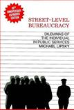 Street Level Bureaucracy : Dilemmas of the Individual in Public Services, Lipsky, 0871545446