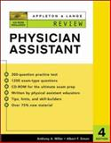 Appleton and Lange Review for the Physician Assistant, Miller, Anthony and Simon, Albert, 0071375449