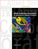 Allied Technology Corporation : Administration Assistant Simulation (with CD-ROM), Holmquist, Donna, 0538445440